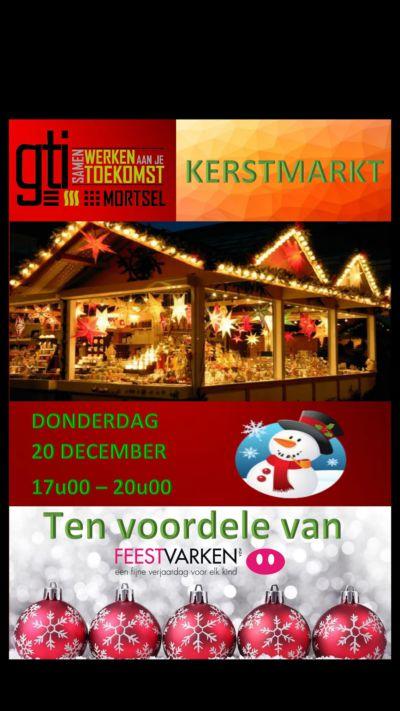 Kerstmarkt Archieven Gti Mortsel